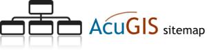 AcuGIS Site Map